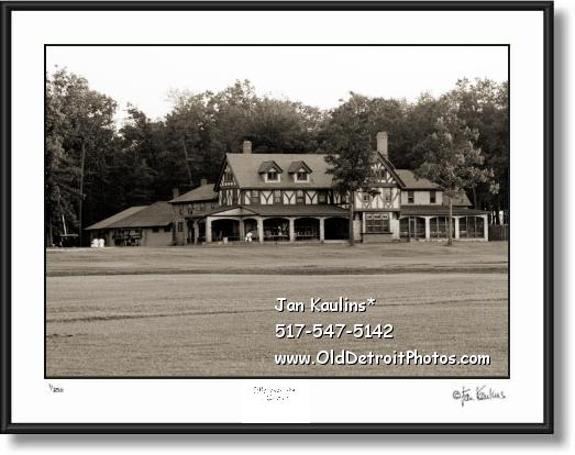 Click on this image to see an enlarged view of DETROIT GOLF CLUB DGC 1908 photo art print.
